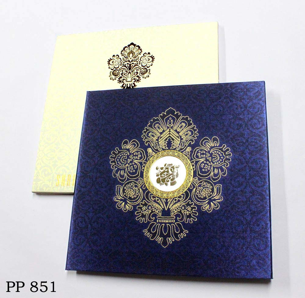 buy_royal_satin_blue_ganesh_hindu_wedding_card2_vashi