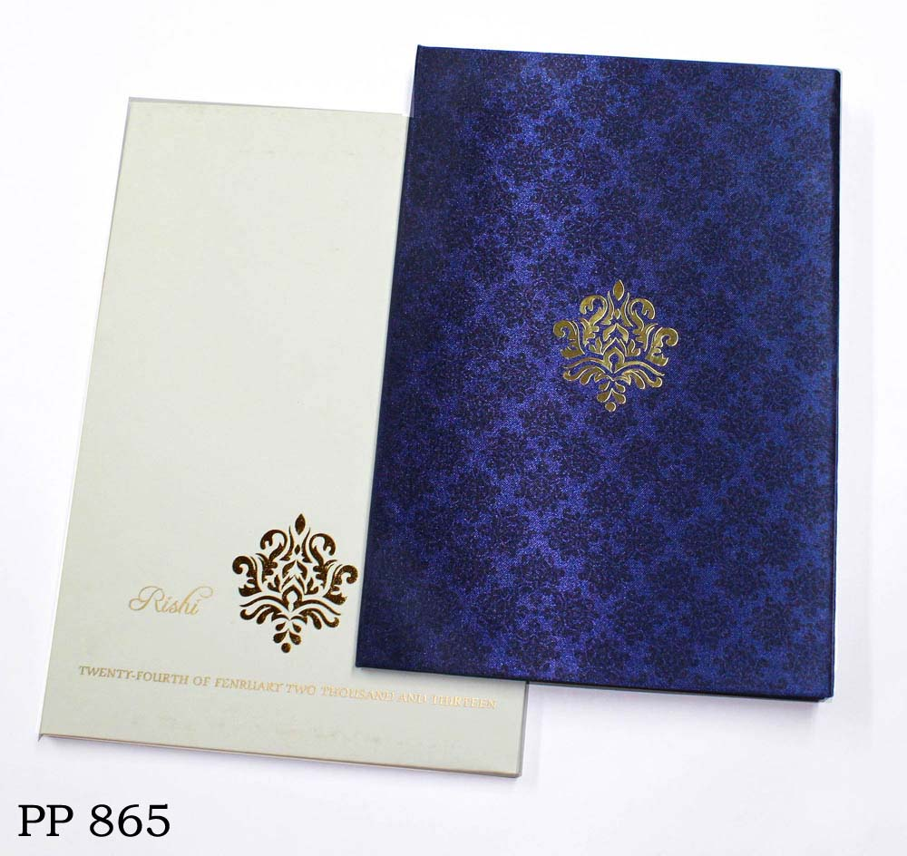 buy_royal_satin_blue_hindu_wedding_card1_vashi